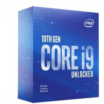 Intel Core i9-10900KF 10th Gen Processor