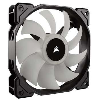 Corsair Air Series SP120 RGB LED Red High Static 120mm Cooling Fan