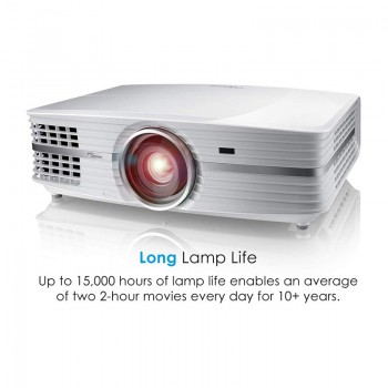 Optoma UHD50 4K Ultra High Definition DLP Home Theater Projector