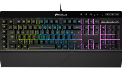 Corsair-K55 Gaming Keyboard