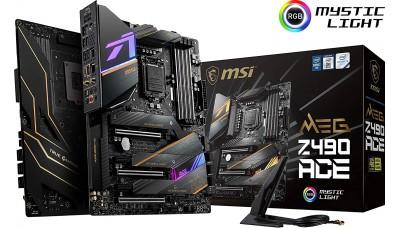 MSI MPG Z490 GAMING EDGE AC