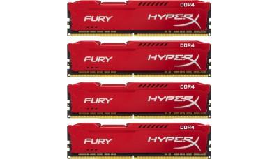 HYPERX FURY 8GB DDR4 2933MHz
