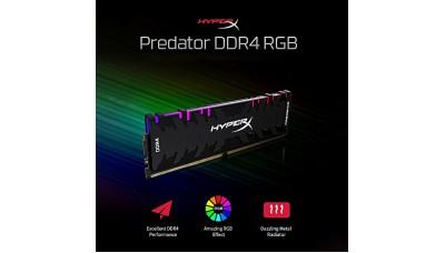 HyperX Predator DDR4 RGB 8GB 3600MHz