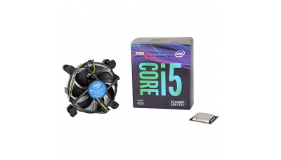 Intel 9th Gen i5 9400F