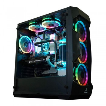 Antec Dark Fleet Gaming Case