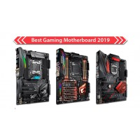 Intel and AMD motherboards