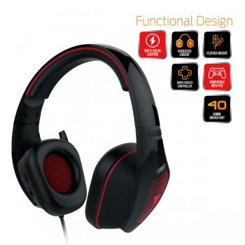 Gamdias EROS M2 Gaming Headphone