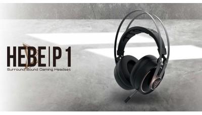 Gamdias HEBE P1 RGB Gaming-Headset