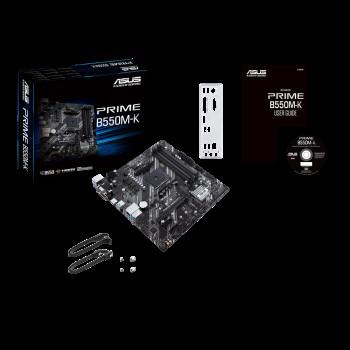 ASUS PRIME B550M‐K (Ryzen AM4) motherboard