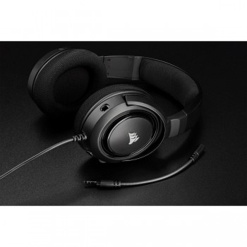 Corsair HS35 Stereo Gaming Headset— Carbon