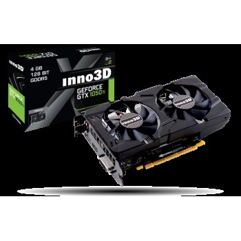 GeForce GTX 1050 Ti Twin X2