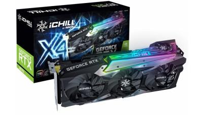 INNO3D GEFORCE RTX 3070 ICHILL X4