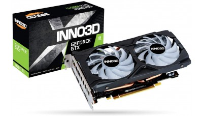 GeForce GTX 1660 SUPER Twin X2
