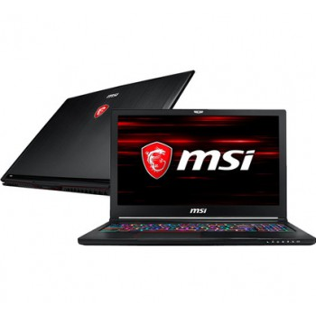 MSI GS63 Stealth
