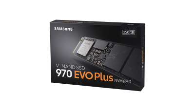Samsung 970 EVO Plus 250 GB SSD