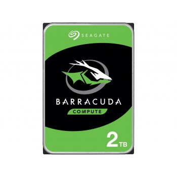 Seagate Barracuda 2TB 7200 RPM
