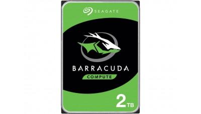 Seagate Barracuda 2TB 7200 RPM