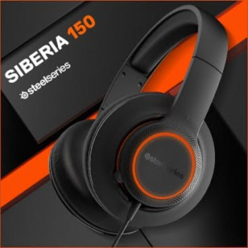 Logit SteelSeries Siberia 150 Gaming Headset 7.1 Surround Sound