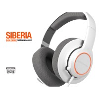 SteelSeries Siberia RAW Gaming Headset