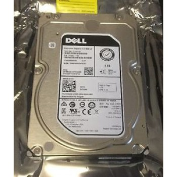 DELL 4TB 7.2K SATA 3.5 LFF ENTERPRISE HDD