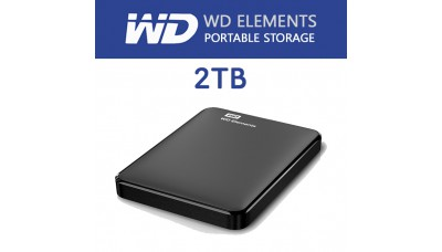 WD 2TB Elements