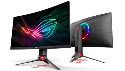ROG Strix XG32VQ Curved Gaming Monitor