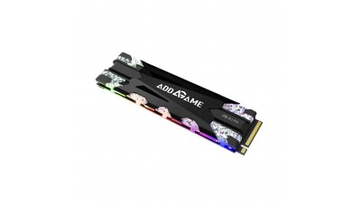 Addlink 512GB NVME RGB SSD With Heatsink
