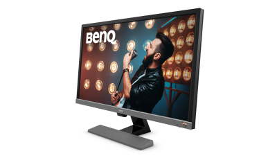 BenQ 4K HDR 1ms Eye Care Gaming Monitor with 28-inch | EL2870U