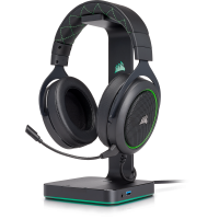 Corsair HS50 Stereo Gaming Headset-Green