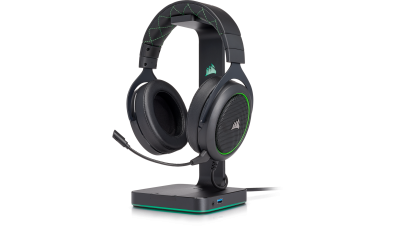 Corsair HS50 Stereo Gaming Headset-Green