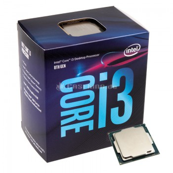 Intel Core i3-8100 8gen